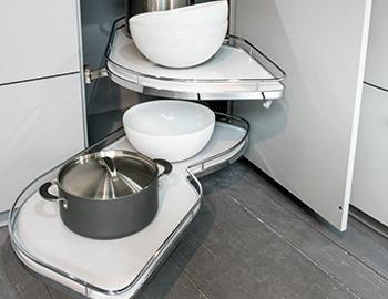 Hoekkasten VDH Keukens Zottegem